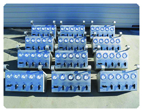 Custom-built Units